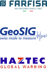 farfisa-geosig-haztec-logo